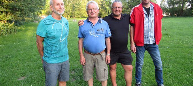 Cup- Ausscheidung gegen Frankenburg  Hinrunde in Frankenburg am 7.6.2019